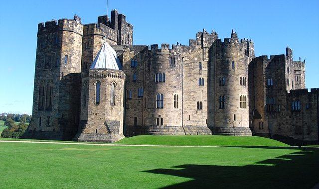 イギリスのお城